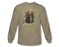 Image for The Hobbit Bilbo Baggins long sleeve T-Shirt