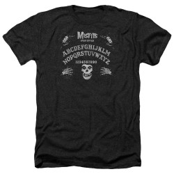 Image for The Misfits Heather T-Shirt - Ouija Board