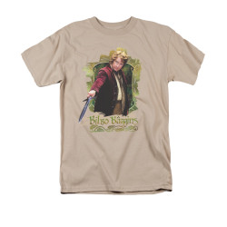 Image for The Hobbit Bilbo Baggins T-Shirt