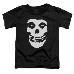Image for The Misfits Toddler T-Shirt - Fiend Skull