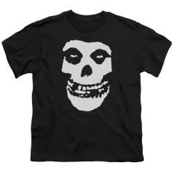 Image for The Misfits Youth T-Shirt - Fiend Skull