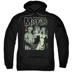 Image for The Misfits Hoodie - The Shocking Return