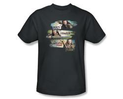 Image for The Hobbit Loyalty & Honour T-Shirt