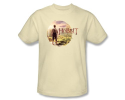 Image for The Hobbit in Circle T-Shirt