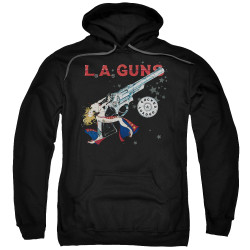 Image for LA Guns Hoodie - Cocked and Loaded