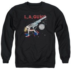 Image for LA Guns Crewneck - Cocked and Loaded