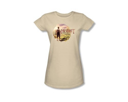 Image for The Hobbit Girls T-Shirt - in Circle