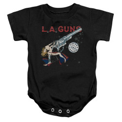 Image for LA Guns Baby Creeper - Cocked and Loaded
