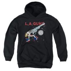 Image for LA Guns Youth Hoodie - Cocked and Loaded