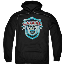 Image for LA Guns Hoodie - Shield