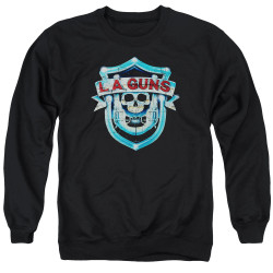 Image for LA Guns Crewneck - Shield
