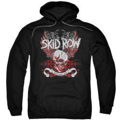 Image for Skid Row Hoodie - Winged Skull
