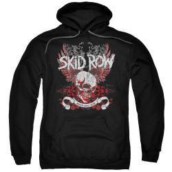 Image for Skid Row Hoodie - Winged Skull