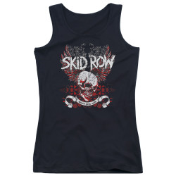 Image for Skid Row Girls Tank Top - Winged Skull