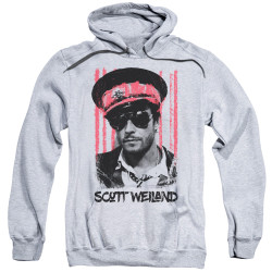 Image for Scott Weiland Hoodie - Black Hat