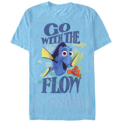 Image for Finding Dory Flow T-Shirt