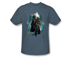 Image Closeup for The Hobbit Elrond T-Shirt
