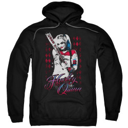 Image for Suicide Squad Hoodie - Harley's Bat