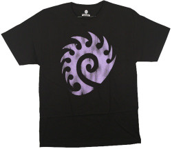 Image for Starcraft II Zerg T-Shirt