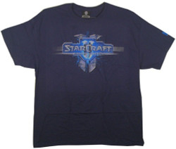 Image for Starcraft II Faction Logo T-Shirt
