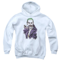 Image for Suicide Squad Youth Hoodie - Close Shave