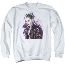 Image for Suicide Squad Crewneck - Joker Stare