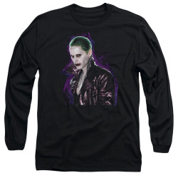 Image for Suicide Squad Long Sleeve Shirt - Joker's Stare