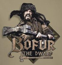 Image for The Hobbit Bofur the Dwarf long sleeve T-Shirt