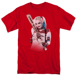 Image for Suicide Squad T-Shirt - Take Aim Harley