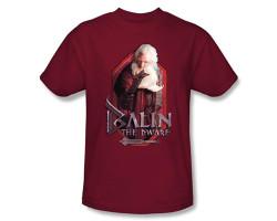 Image Closeup for The Hobbit Balin the Dwarf T-Shirt