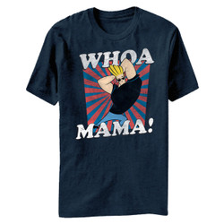 Image for Johnny Bravo Whoa Mama T-Shirt