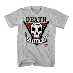 Starship Troopers Death From Above T-Shirt