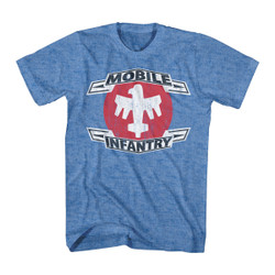 Image for Starship Troopers Mobile Infantry T-Shirt