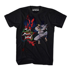 Image for Samurai Jack Jump T-Shirt
