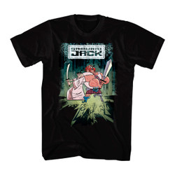 Image for Samurai Jack the Scotsman T-Shirt