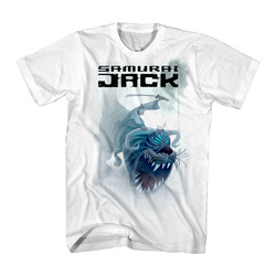 Image for Samurai Jack Nice Ride T-Shirt