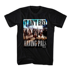 Image for Young Guns It Ain't Easy Having Pals T-Shirt