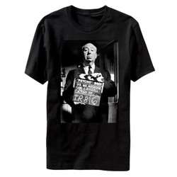 Image for Alfred Hitchcock Psycho T-Shirt
