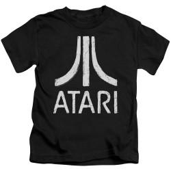 Image for Atari Kids T-Shirt - Rough Logo
