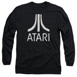 Image for Atari Long Sleeve T-Shirt - Rough Logo