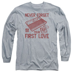 Image for Atari Long Sleeve T-Shirt - Never Forget Your First Love