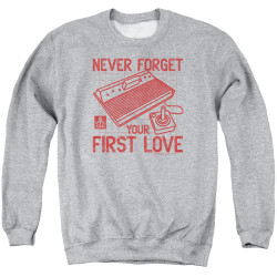 Image for Atari Crewneck - Never Forget Your First Love