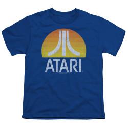 Image for Atari Youth T-Shirt - Sunrise Eroded