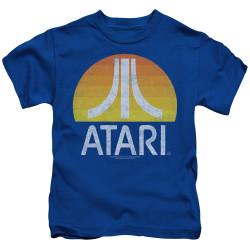 Image for Atari Kids T-Shirt - Sunrise Eroded