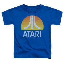 Image for Atari Toddler T-Shirt - Sunrise Eroded