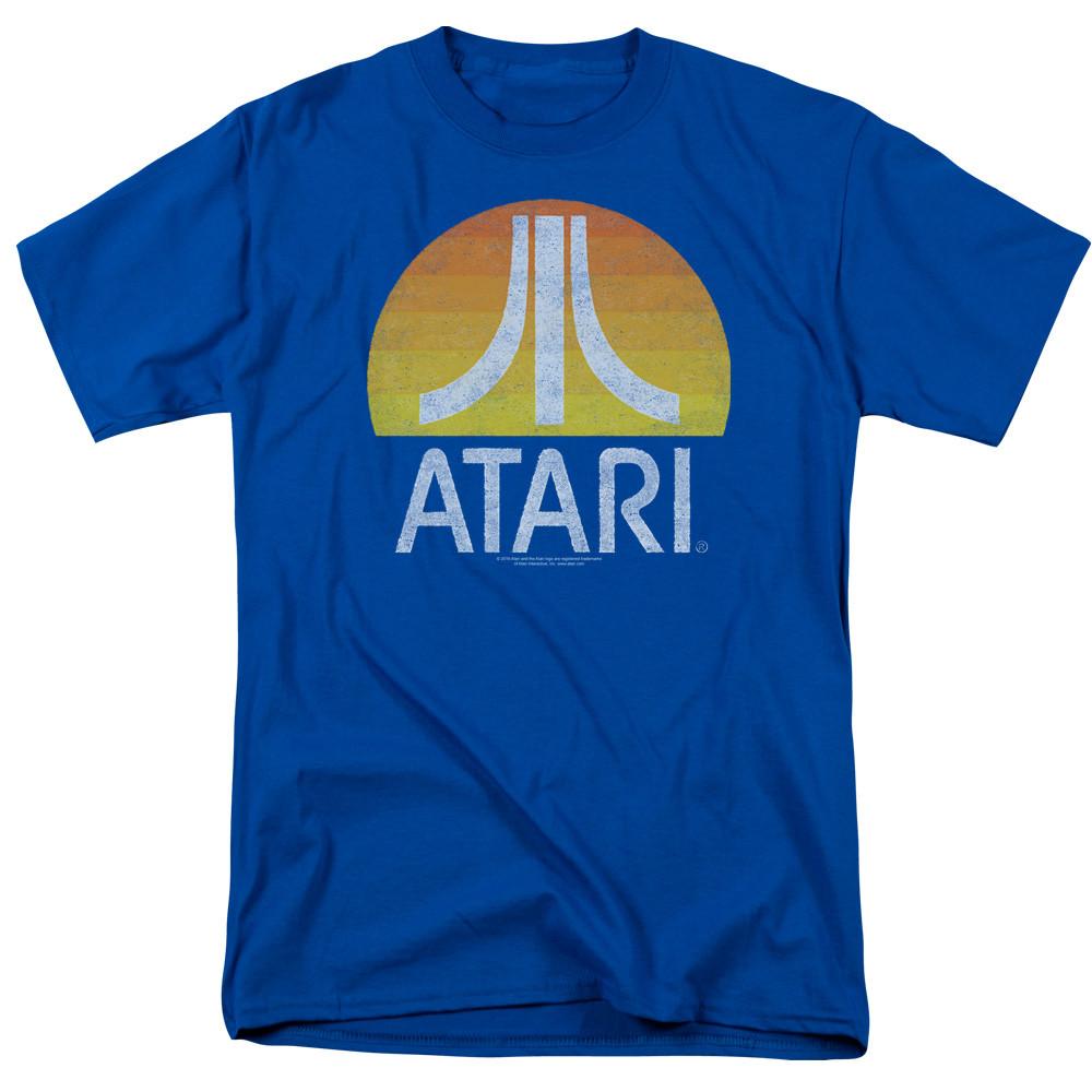 1c06ed7b5 Atari T-Shirt - Sunrise Eroded - NerdKungFu.com