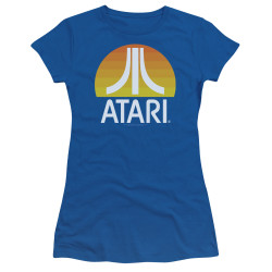 Image for Atari Girls T-Shirt - Sunrise Clean