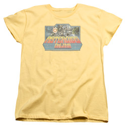 Image for Atari Woman's T-Shirt - Asteroids Deluxe