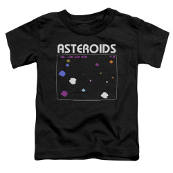Image for Atari Toddler T-Shirt - Asteroids Screen