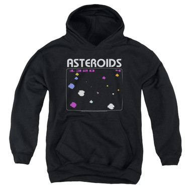 Image for Atari Youth Hoodie - Asteroids Screen